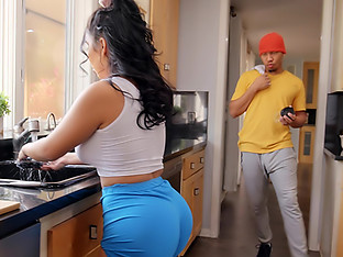 Big Tits Tokyo Fucked By The Fridge